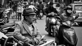 Viet (Kinh) Man in Hanoi
