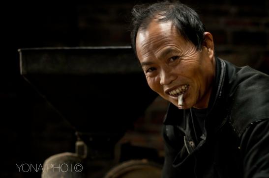 The peanut farmer of Pingtaian