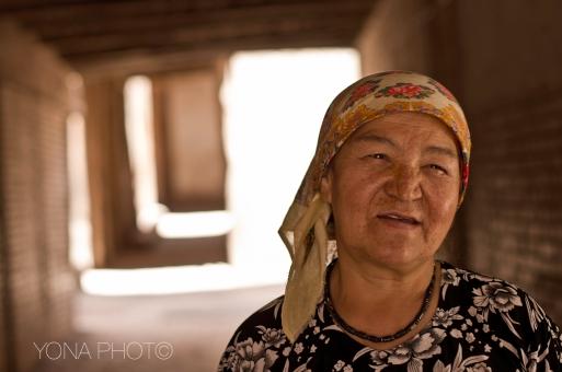 Uyghur Woman