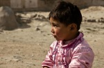Tajik girl inTashkurgan