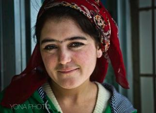 Tajikh Woman, Tashkurgan, Xinjiang, 2011