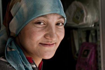 Tajikh Woman