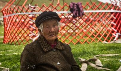 Mongol Woman