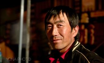 Kazakhe Man