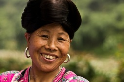 Zhuang Woman