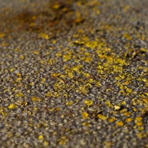 Yellow Paint on Floor