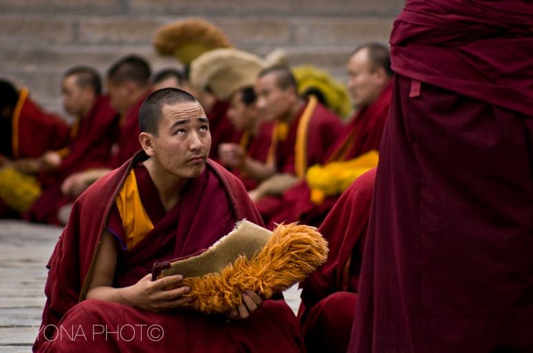 The Lives of Tibetan Monks Part I | Yona Photo
