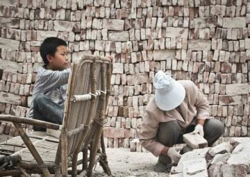 Chinese Boy, YuanCun, Guangzhou, 2010