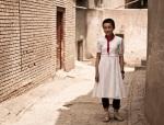 Uyghur Girl, Old Town, Kashgar, Xinijang,2011