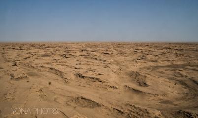 Gobi Desert, Gansu Province, China
