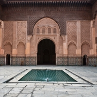Islamic Aesthetics in Palace -Gates, -Doors and -Arches