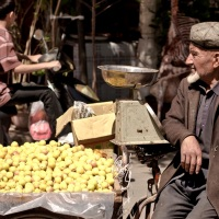 Photo Documentary - Wandering around in Kashgar's old town
