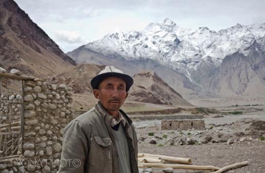 Tajik Man