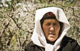 Tajik Woman
