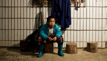 Hakka Boy (Han Chinese)