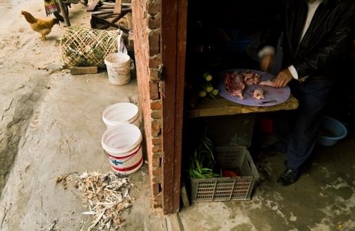 U-turn of life, PingAn, Guangdong, 2012
