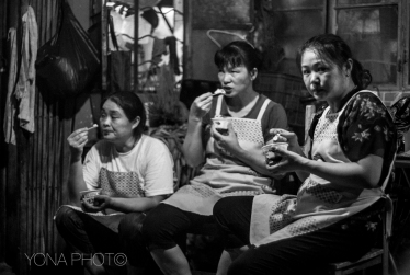 The Three Musketeers, DongShankou, Guangzhou, Guangdong, 2013