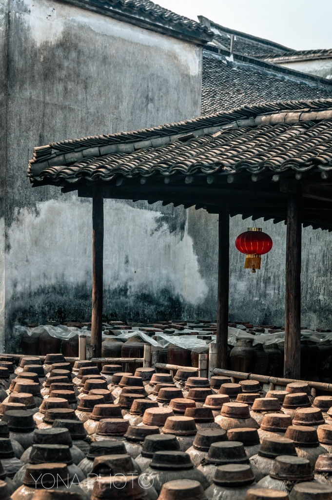 The Ancient Winery of WuZhen