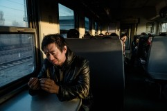 Morning ponderings in the train